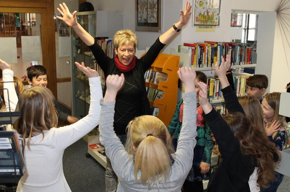 Greizer Lesekönig/In gesucht - Schüler aus der 4. Klasse von Grundschulen der Umgebung