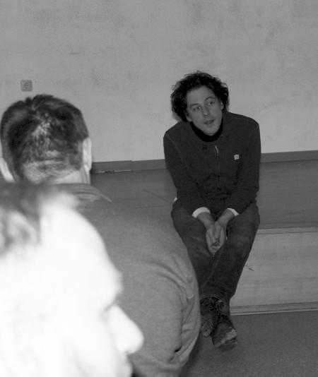 """""""Das richtige Leben"""" - Film und Gespräch mit Regisseur Robert Heber"""