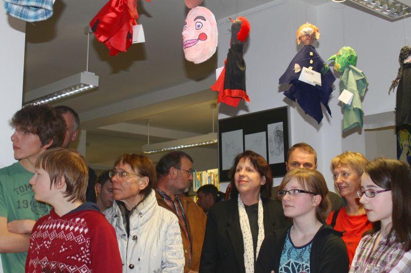 I have a dream - Ausstellung des Ulf-Merbold-Gymnasiums der Klassen 5-12