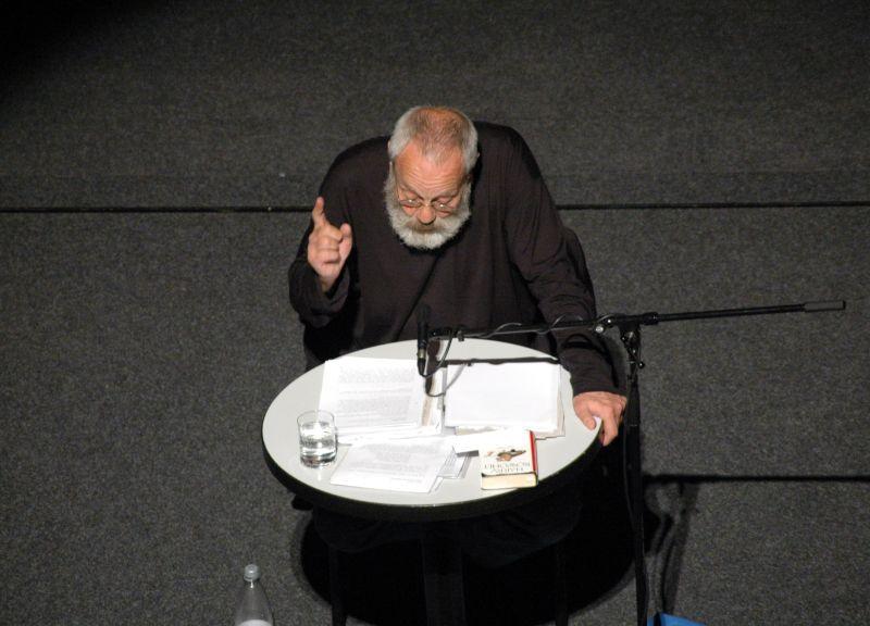 XXII. Literaturabend der Stadt Greiz Harry Rowohlt liest und erzählt...