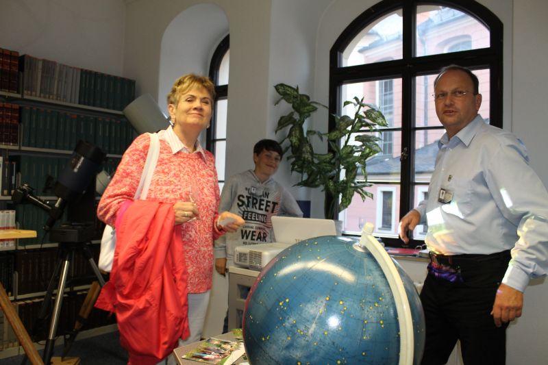 Astronomische Gesellschaft Greiz e.V. stellt sich vor
