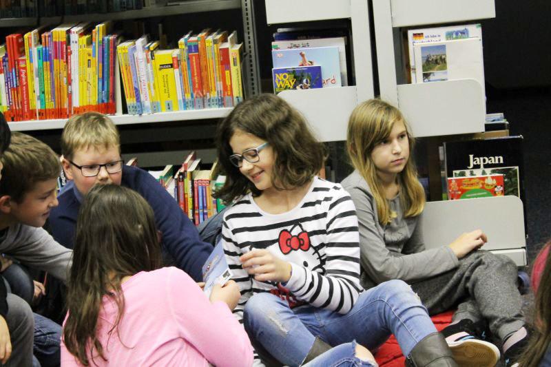 Für Kinder der Klassenstufen 3 bis 6 - Freizeit-Leseprojekt