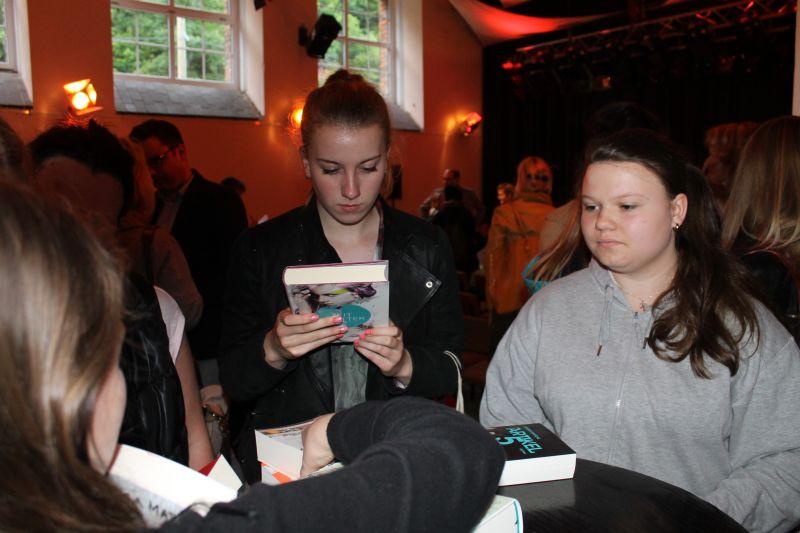 Vorlesewettbewerb für Jugendliche, jährlich seit 2009